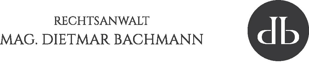 dblaw – Rechtsanwalt Mag. Dietmar Bachmann